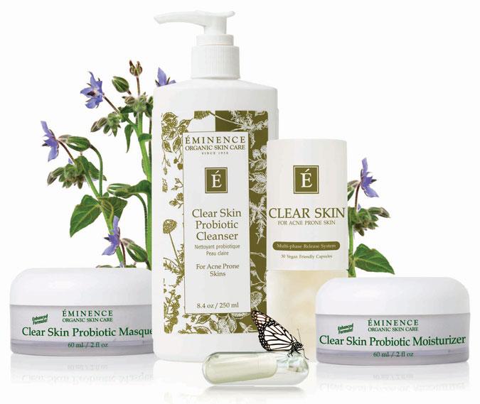 Eminence Organic Skin Care - Escape Day Spa & Boutique